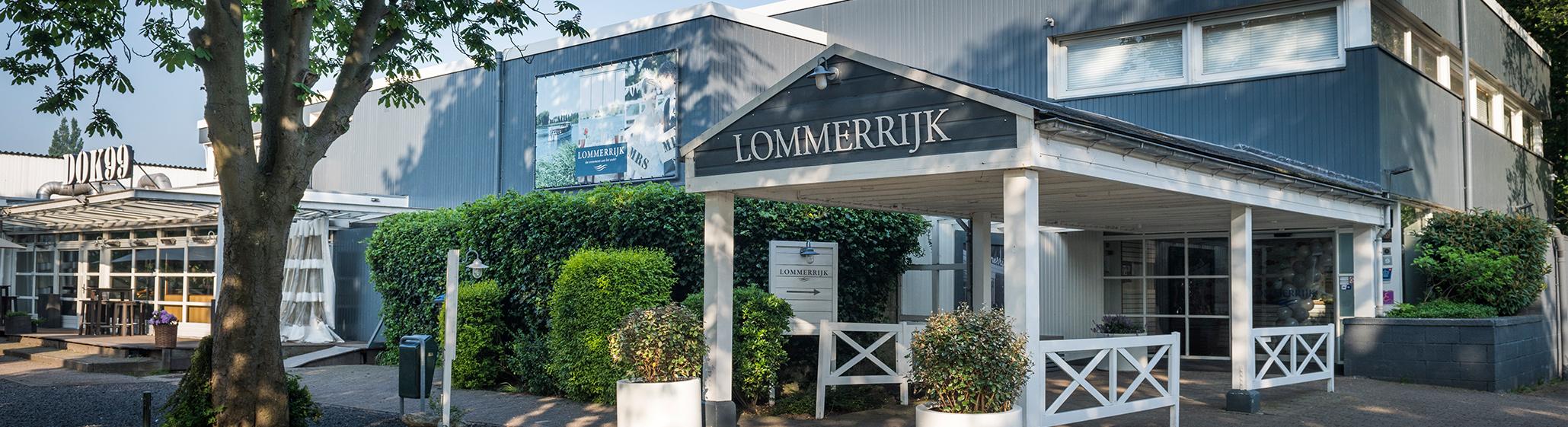 BBQ bij: Lommerrijk