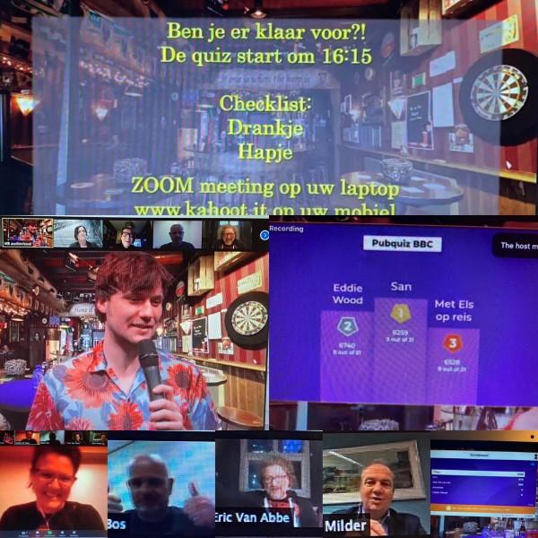 Terugblik op de Online Nieuwjaars PubQuiz Show
